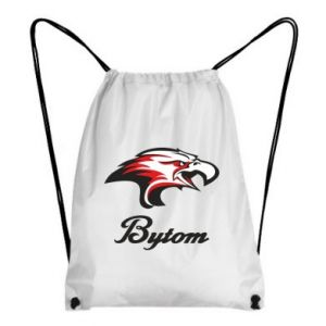 Plecak-worek Bytom orzeł trójkolorowy