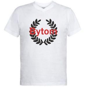 Męska koszulka V-neck Bytom