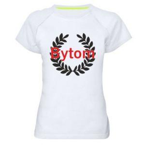 Damska koszulka sportowa Bytom