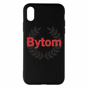 Etui na iPhone X/Xs Bytom