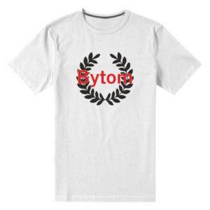 Męska premium koszulka Bytom