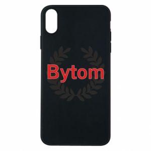 Etui na iPhone Xs Max Bytom