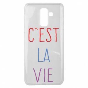 Samsung J8 2018 Case C'est la vie