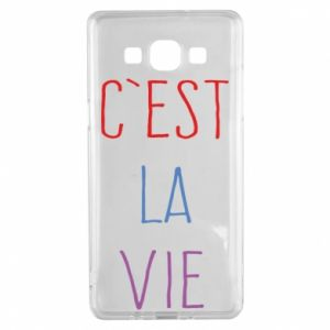 Samsung A5 2015 Case C'est la vie