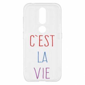 Nokia 4.2 Case C'est la vie