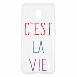 Nokia 2.2 Case C'est la vie