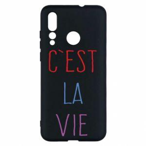 Huawei Nova 4 Case C'est la vie