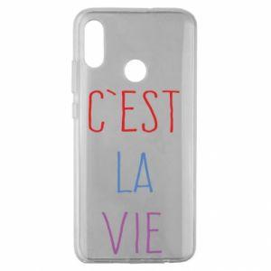Huawei Honor 10 Lite Case C'est la vie