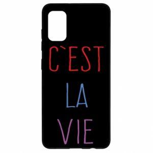 Samsung A41 Case C'est la vie