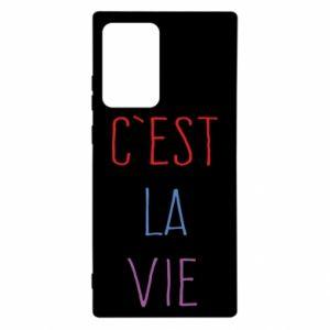 Samsung Note 20 Ultra Case C'est la vie