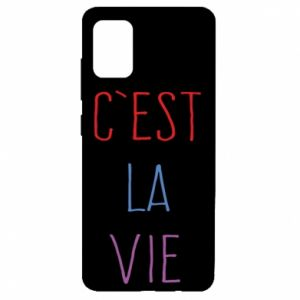 Samsung A51 Case C'est la vie