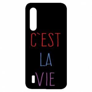 Xiaomi Mi9 Lite Case C'est la vie