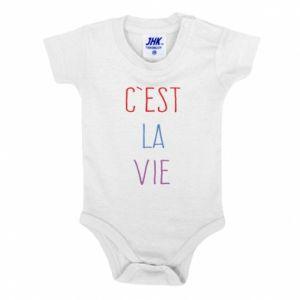 Body dla dzieci C'est la vie