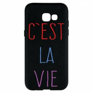 Etui na Samsung A5 2017 C'est la vie
