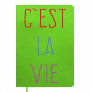 Notes C'est la vie