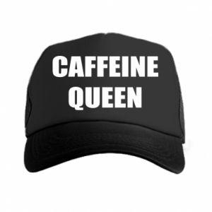 Czapka trucker Caffeine queen