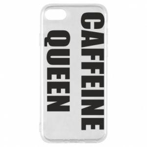 Etui na iPhone 7 Caffeine queen