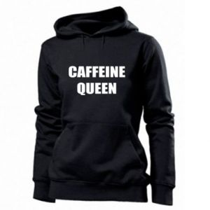 Damska bluza Caffeine queen