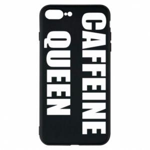 Etui na iPhone 7 Plus Caffeine queen