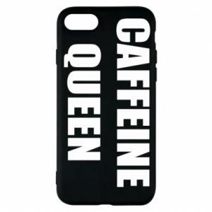 Etui na iPhone 8 Caffeine queen