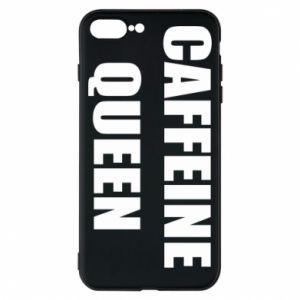 Etui na iPhone 8 Plus Caffeine queen