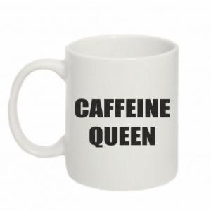 Kubek 330ml Caffeine queen