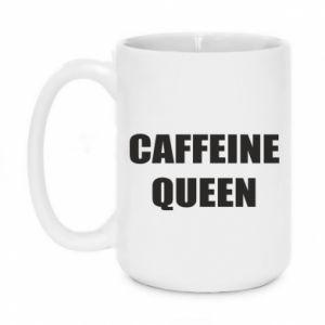 Kubek 450ml Caffeine queen