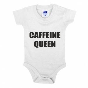 Body dla dzieci Caffeine queen