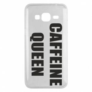 Etui na Samsung J3 2016 Caffeine queen