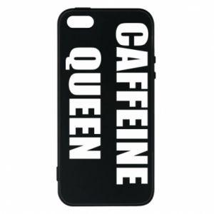 Etui na iPhone 5/5S/SE Caffeine queen