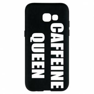 Etui na Samsung A5 2017 Caffeine queen