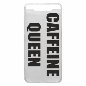Etui na Samsung A80 Caffeine queen