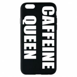 Etui na iPhone 6/6S Caffeine queen