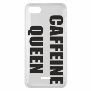 Etui na Xiaomi Redmi 6A Caffeine queen
