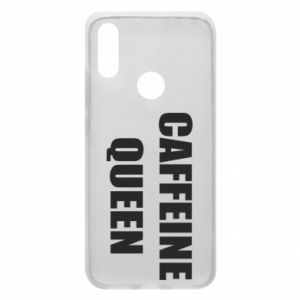 Etui na Xiaomi Redmi 7 Caffeine queen