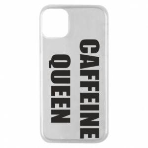Etui na iPhone 11 Pro Caffeine queen
