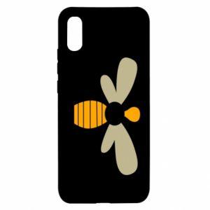 Etui na Xiaomi Redmi 9a Calm bee