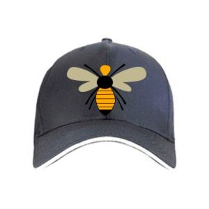 Cap Calm bee