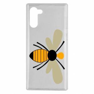Etui na Samsung Note 10 Calm bee