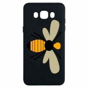 Etui na Samsung J7 2016 Calm bee