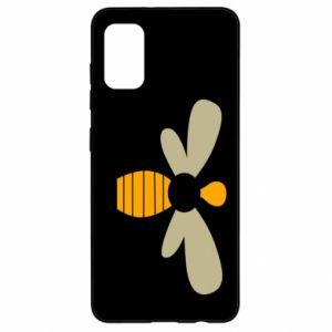 Etui na Samsung A41 Calm bee