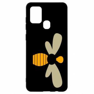 Etui na Samsung A21s Calm bee