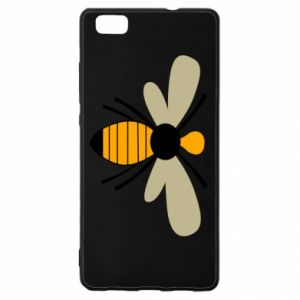 Etui na Huawei P 8 Lite Calm bee