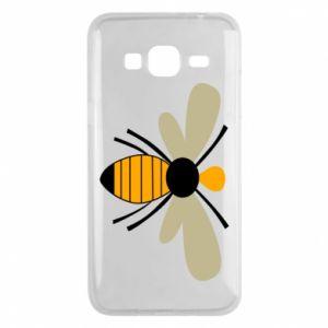 Etui na Samsung J3 2016 Calm bee