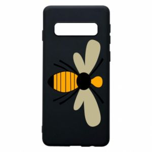 Phone case for Samsung S10 Calm bee