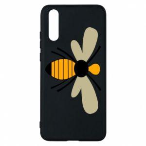 Etui na Huawei P20 Calm bee