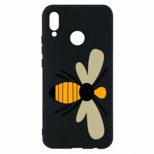 Etui na Huawei P20 Lite Calm bee
