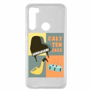 Xiaomi Redmi Note 8 Case All that jazz