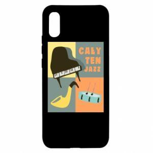 Xiaomi Redmi 9a Case All that jazz