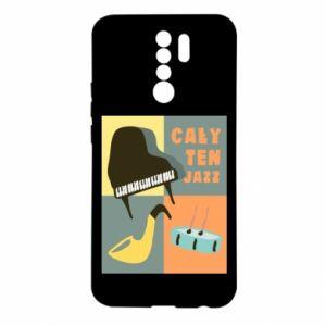 Xiaomi Redmi 9 Case All that jazz